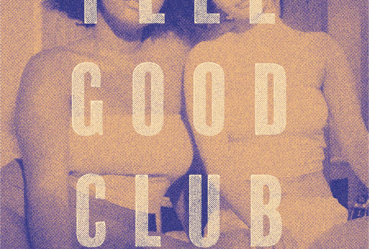 Feel Good Club - student project