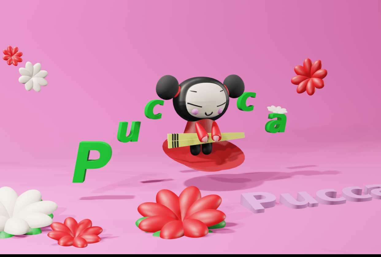 Pucca - student project