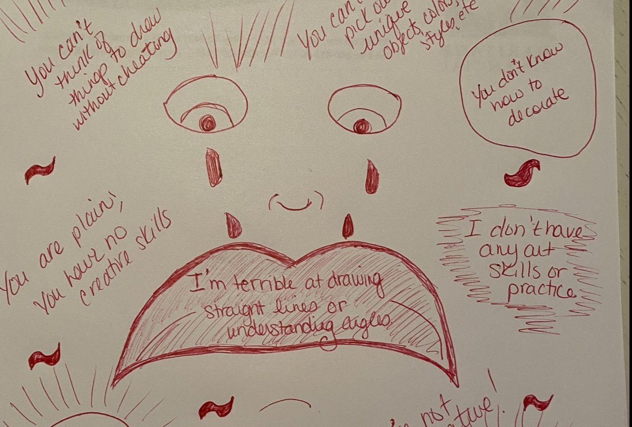 Inner Critic - student project