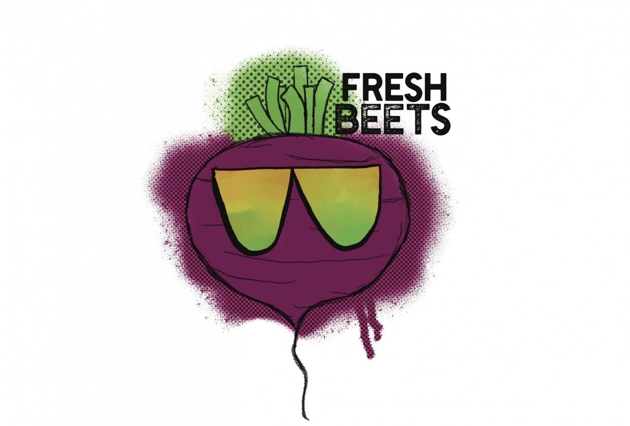 Fresh Beets - student project