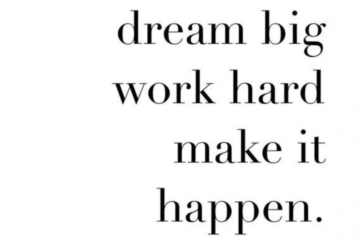 Dream Job Scribbles - student project