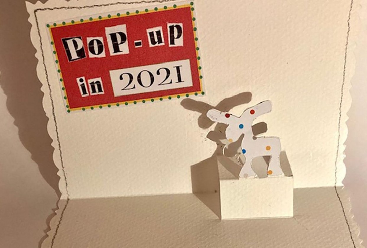 pop-up in 2021 - student project