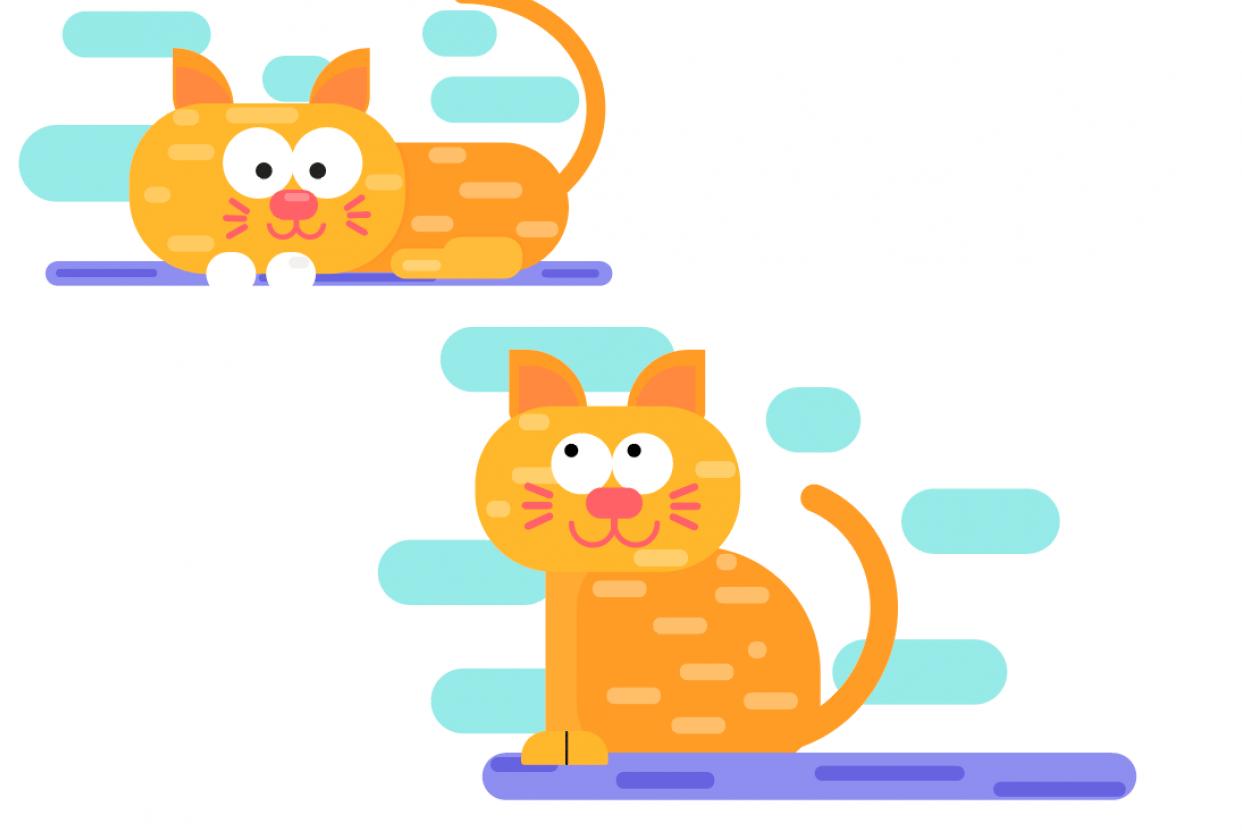 Cat Homework - student project