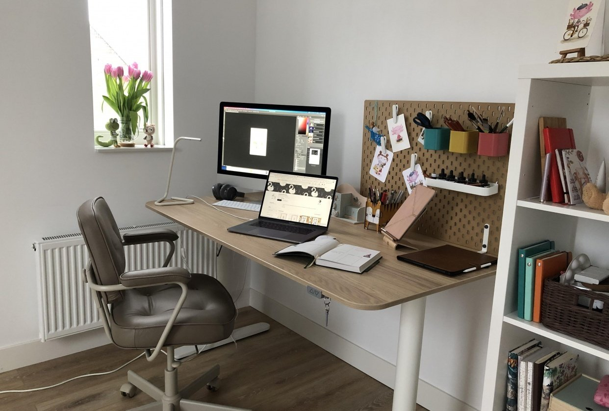 My workspace - student project
