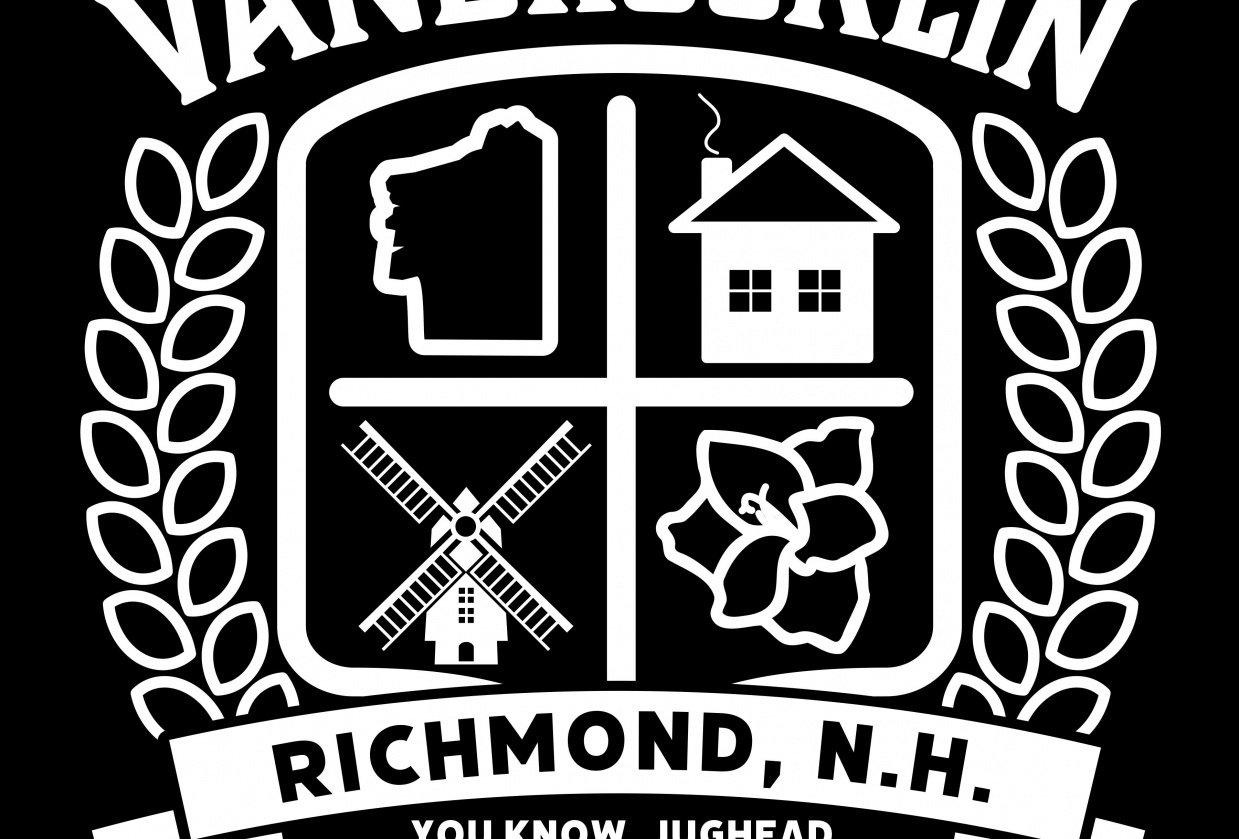 VanBrocklin Family Crest - student project