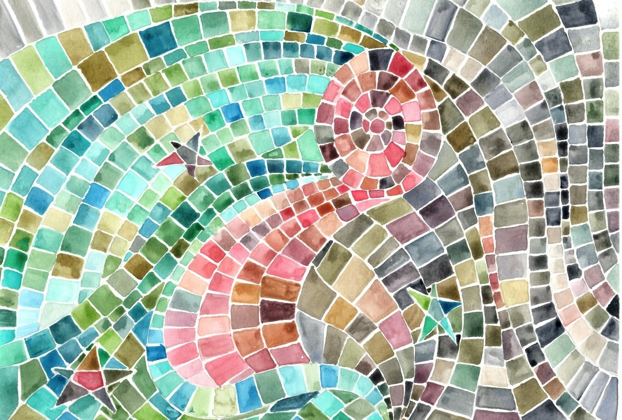 Mosaic - student project