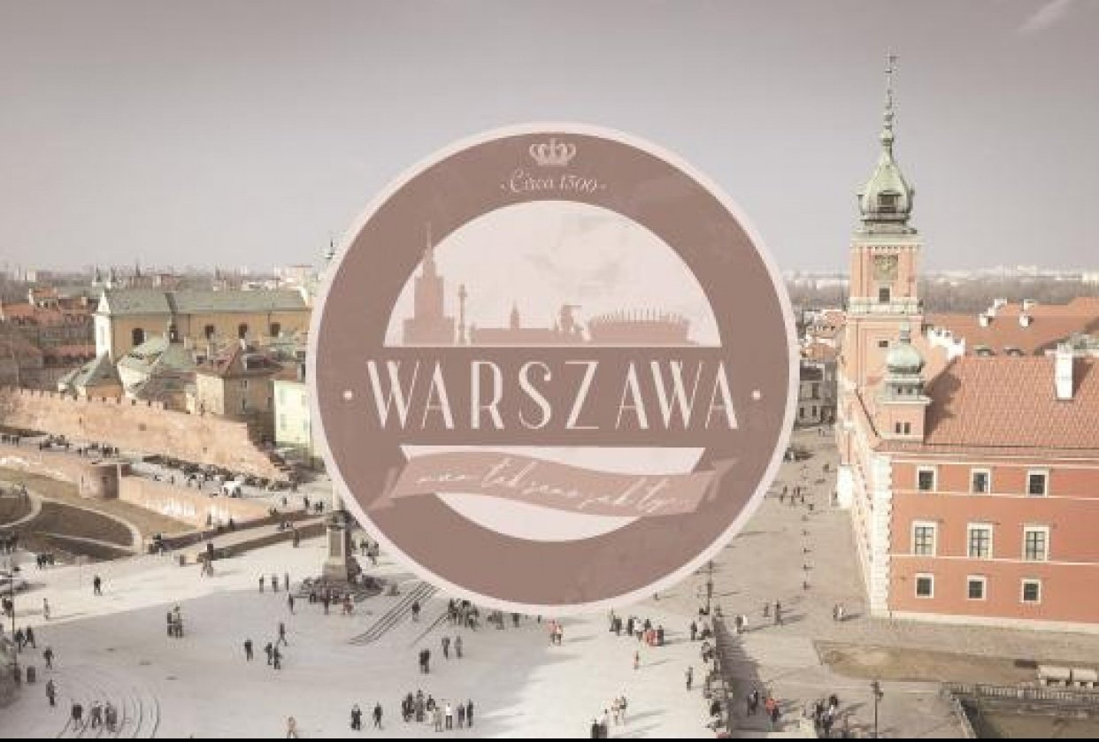 Warsaw - student project