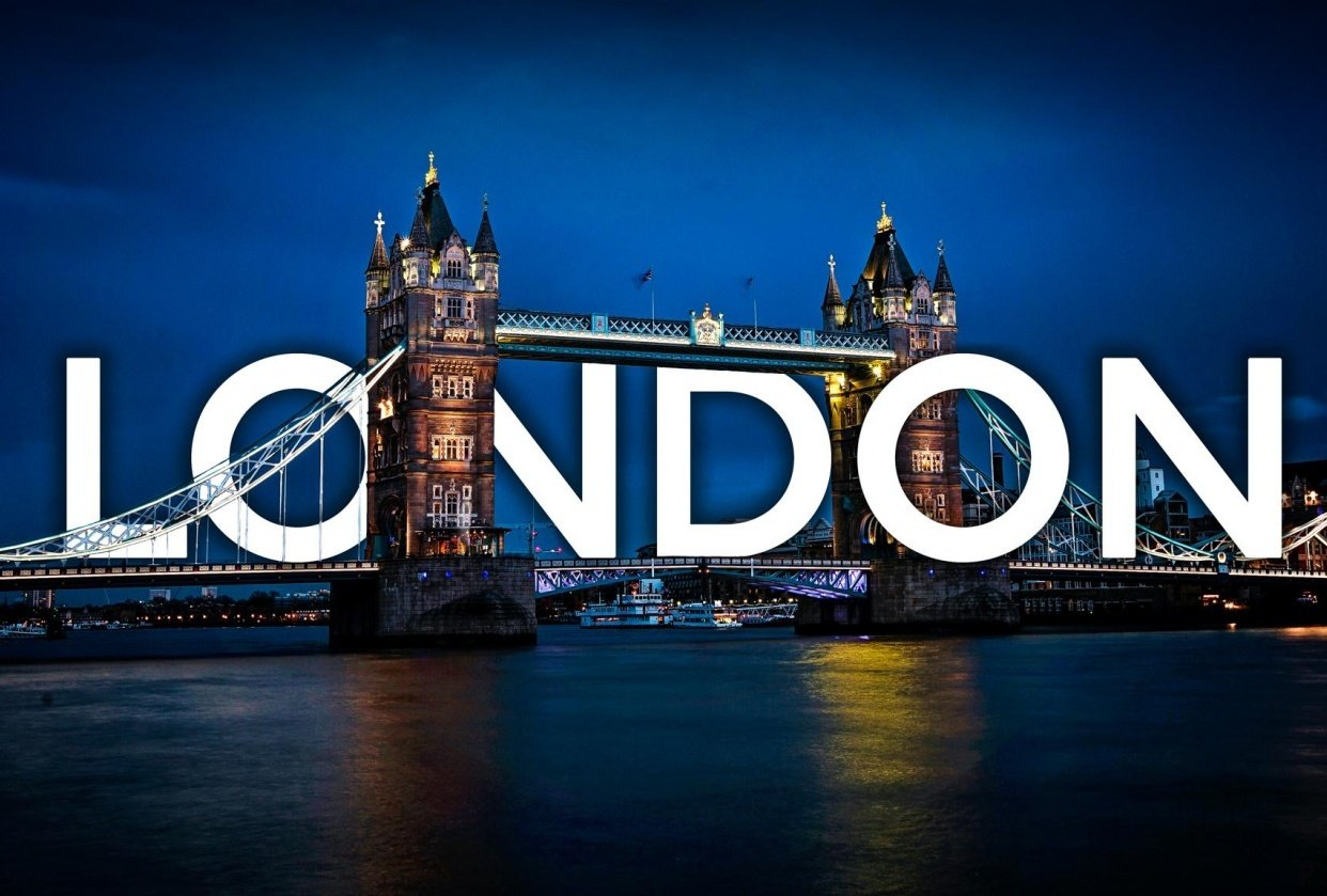 London coming through - student project