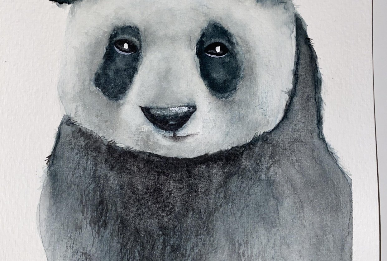 Free-flow panda - student project
