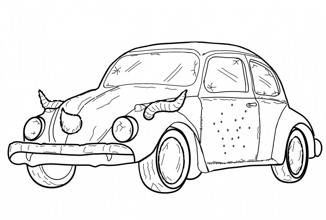 warbeetle - student project