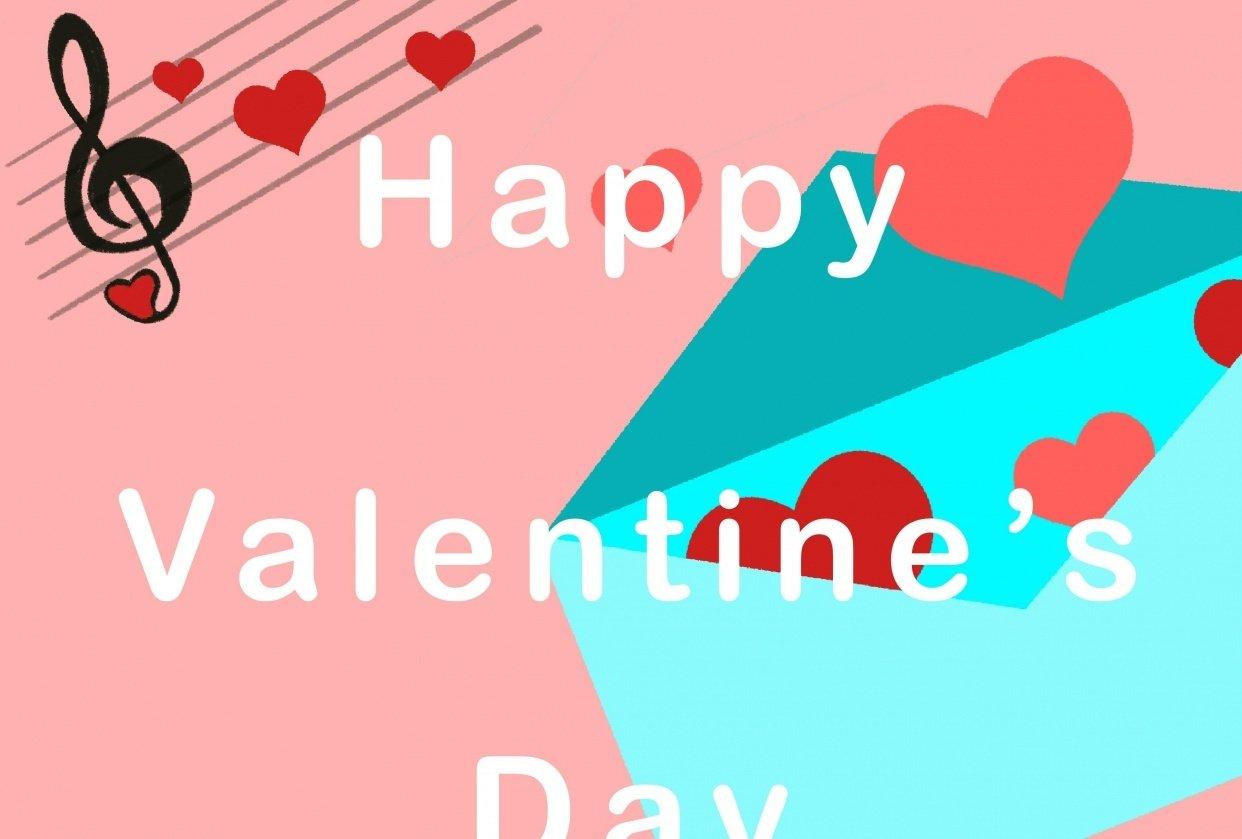 Valentine mood - student project