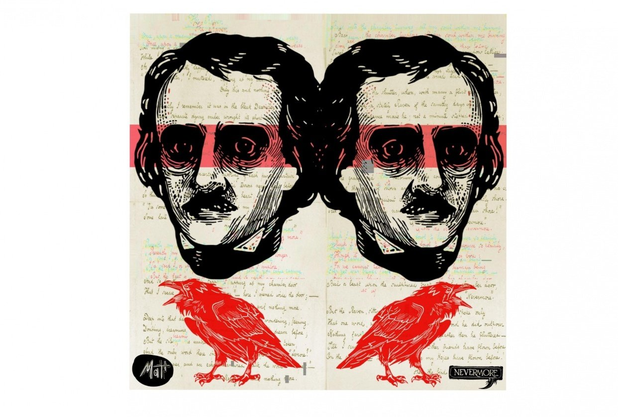Nevermore - student project