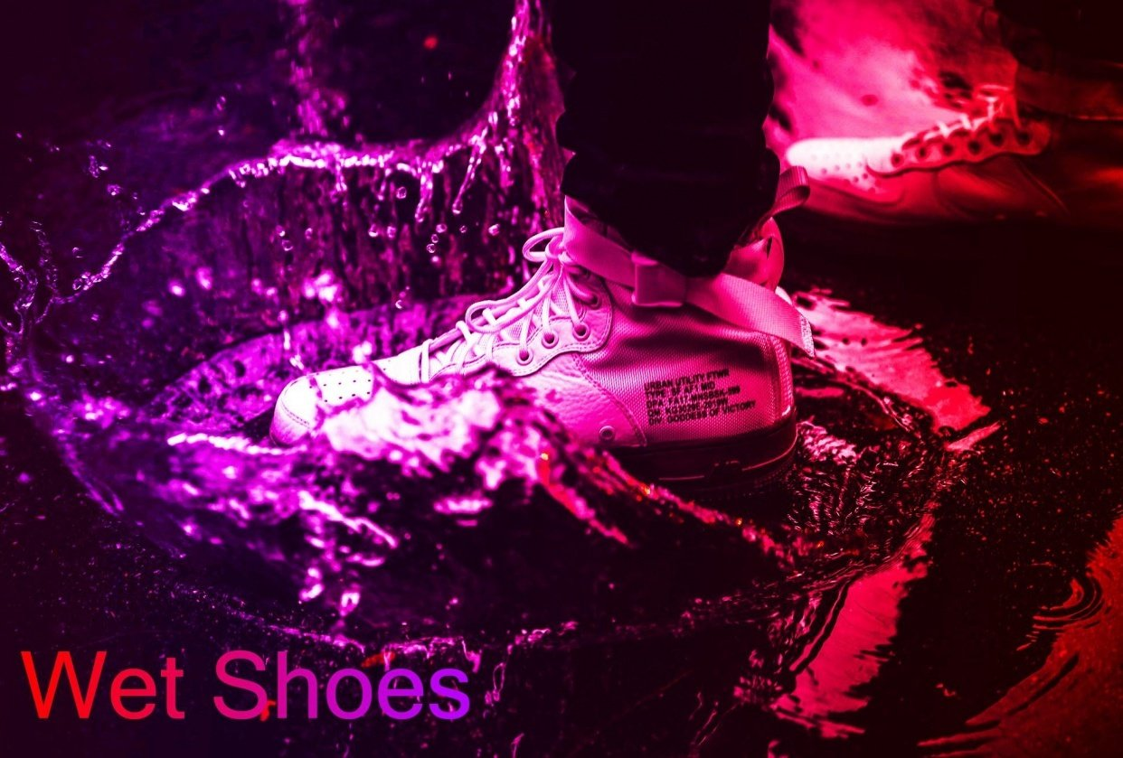Wet Shoes - student project