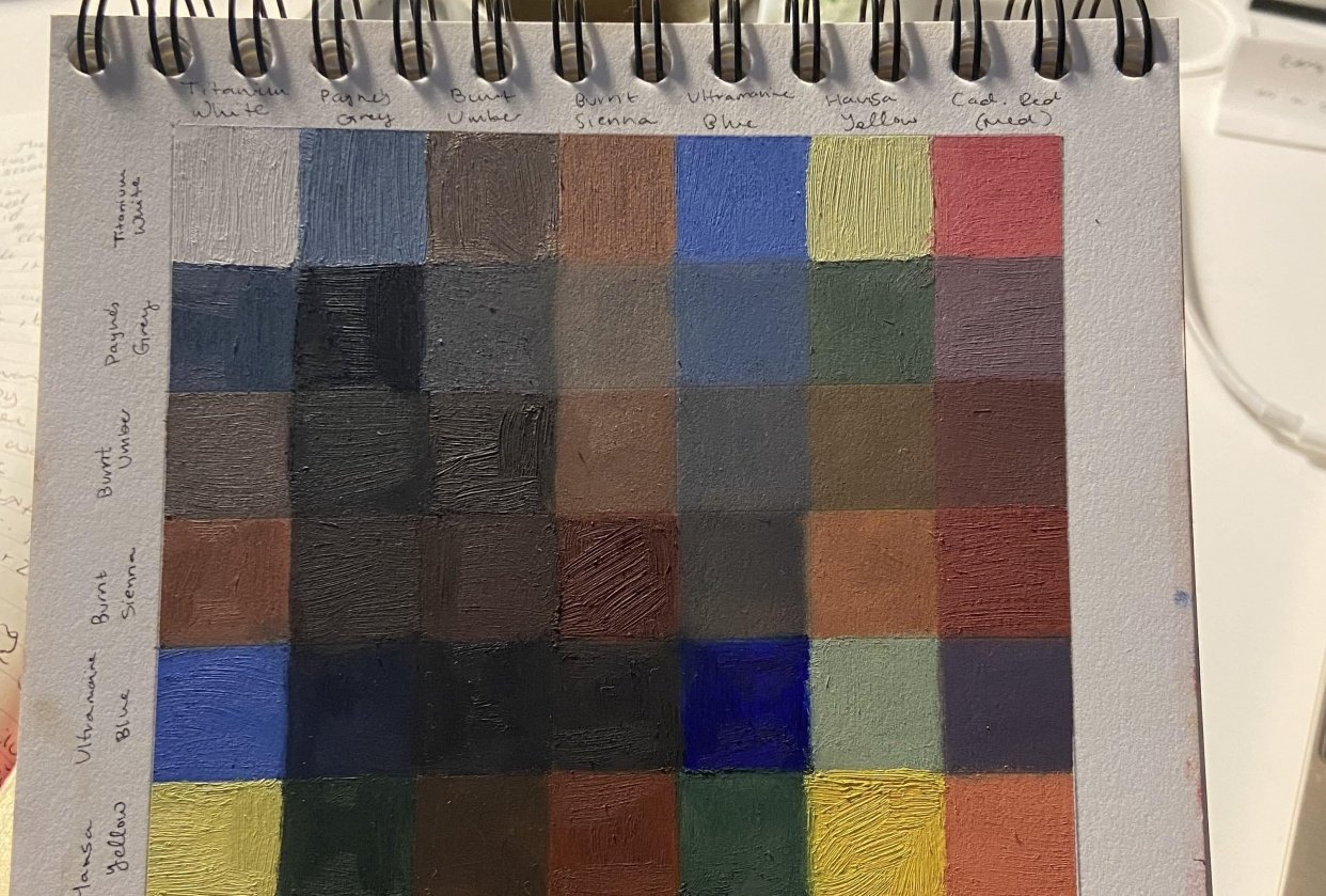 Oil Painting: Basics for Beginners - student project