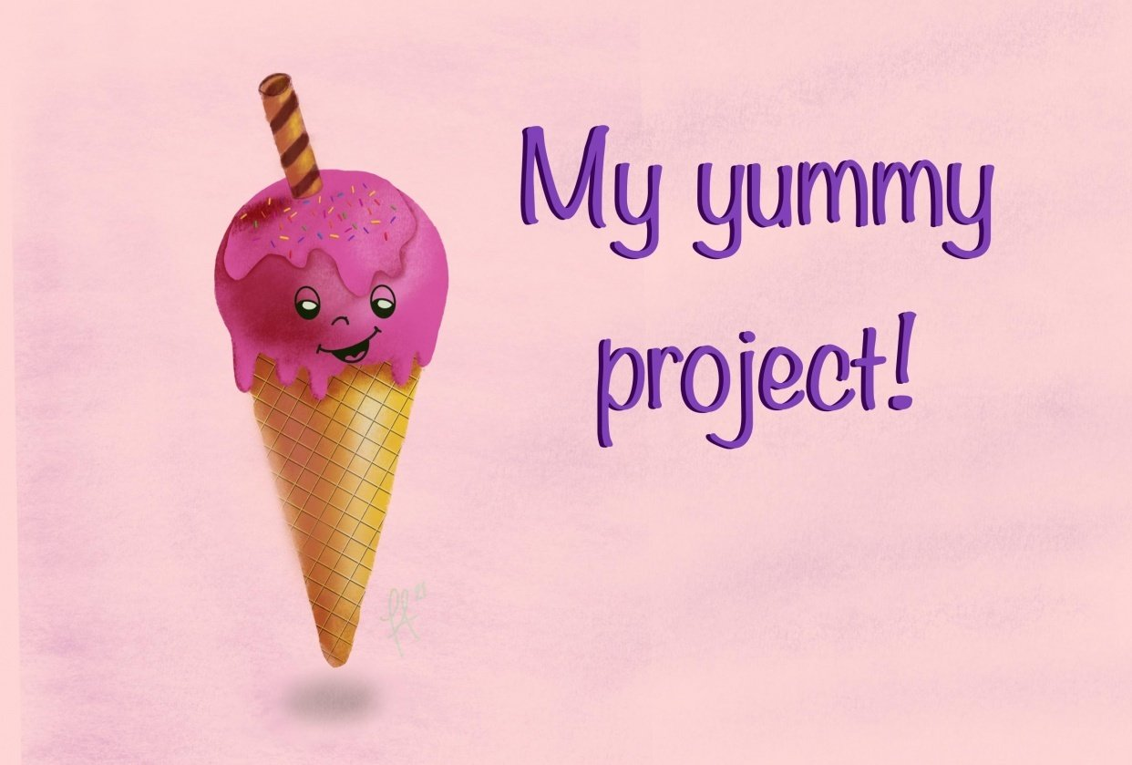 Yummy shading project - student project