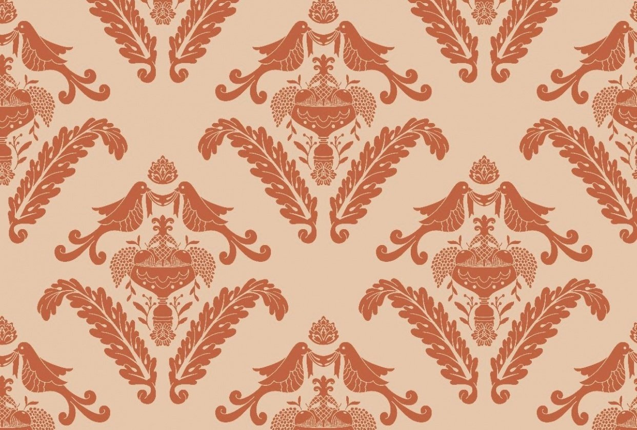 First Damask - student project