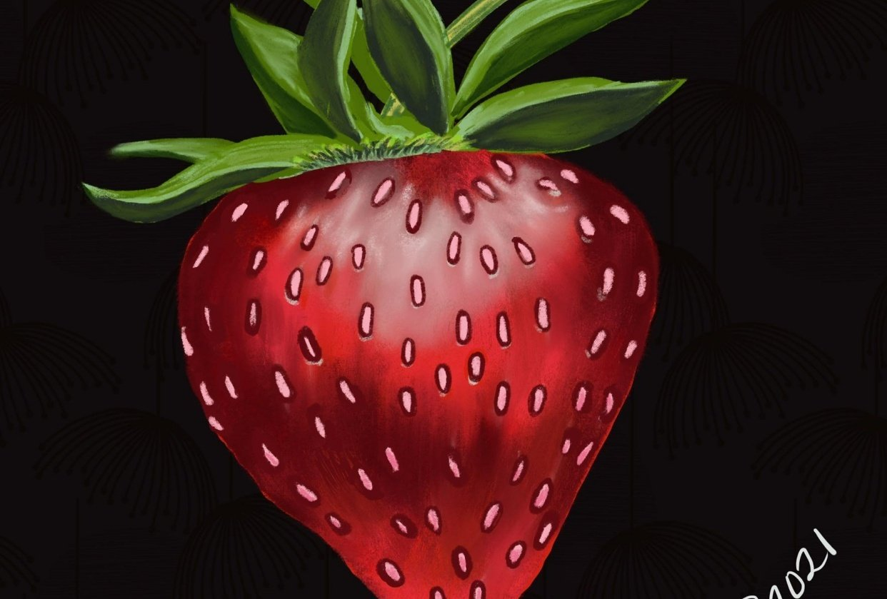 Strawberry - student project