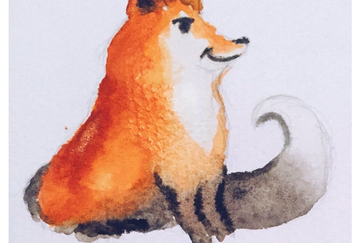 Fox and Chimp - student project
