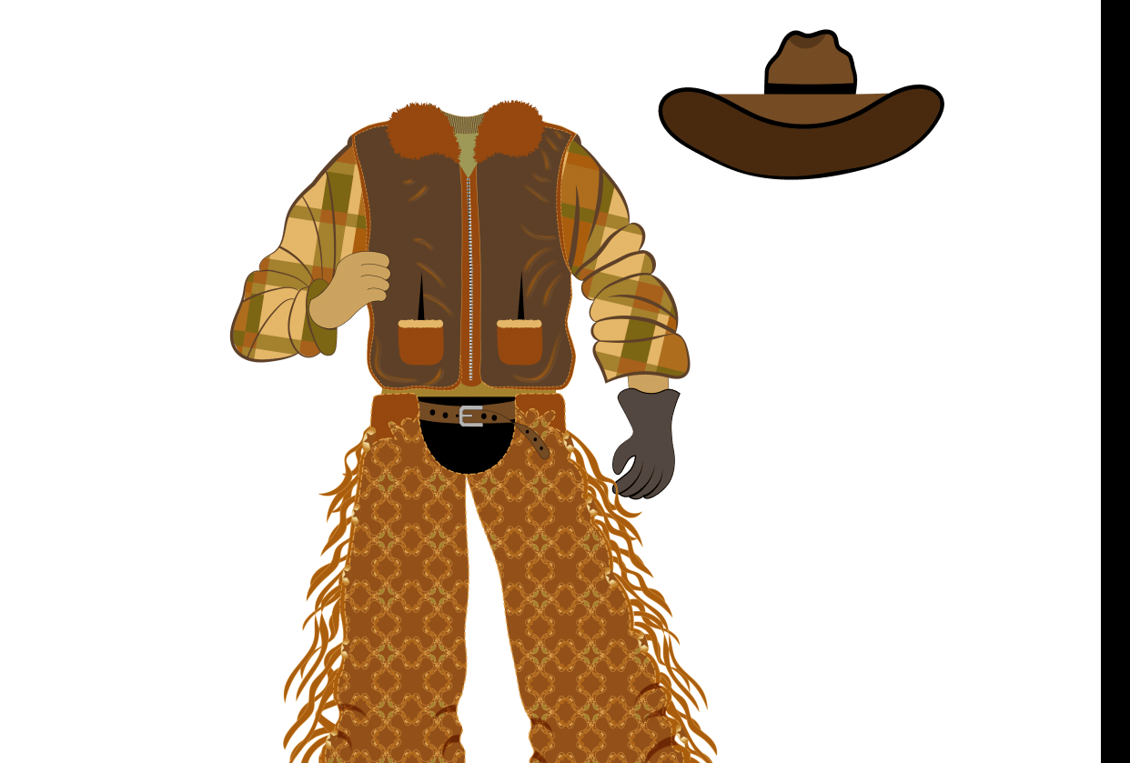Cowboy - student project
