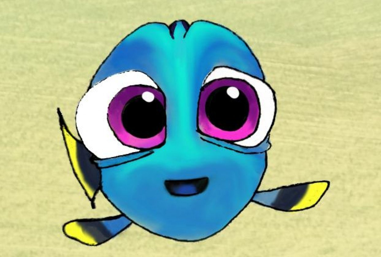 dory! - student project
