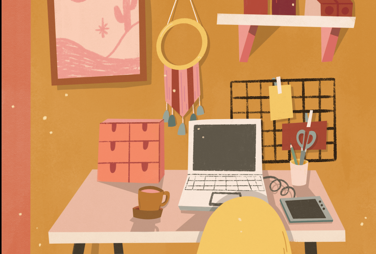 inkmonki's workspace - student project