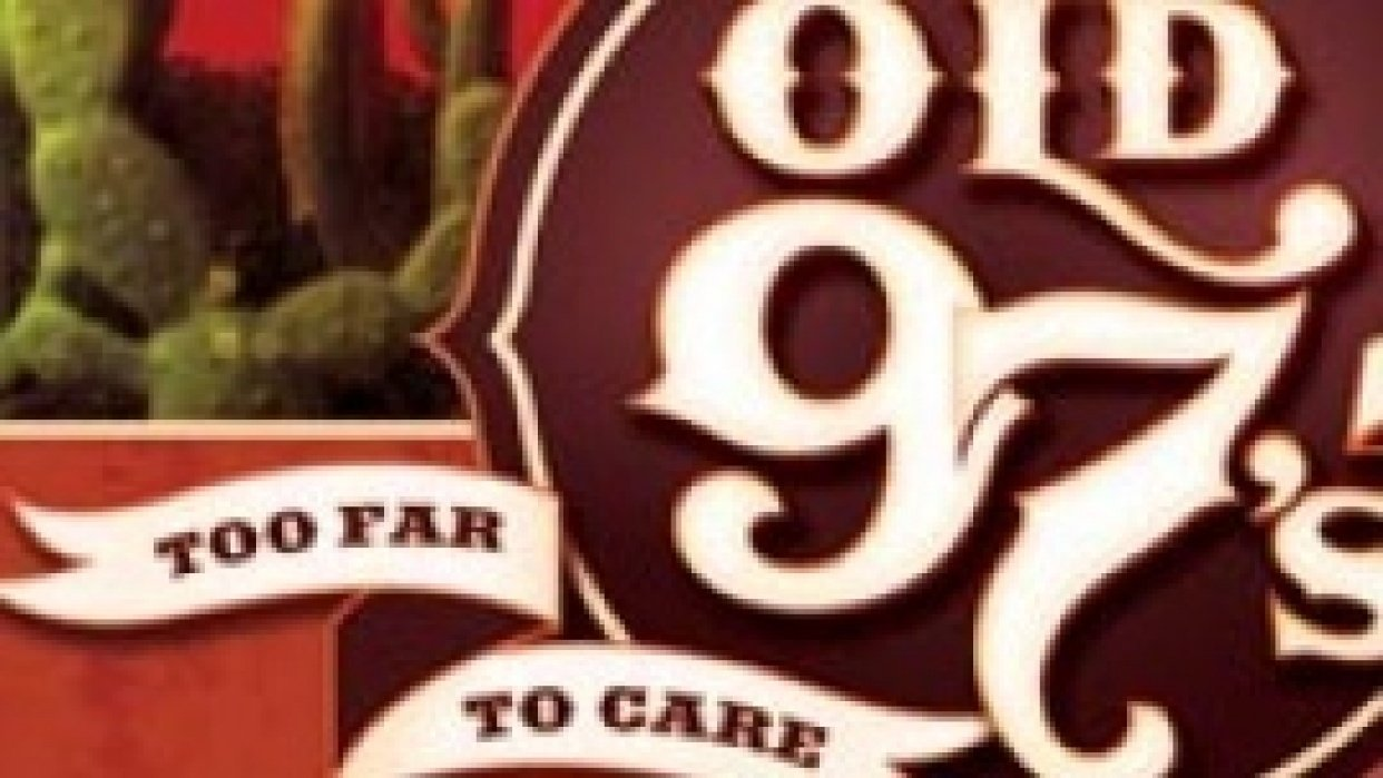 Old 97's - student project