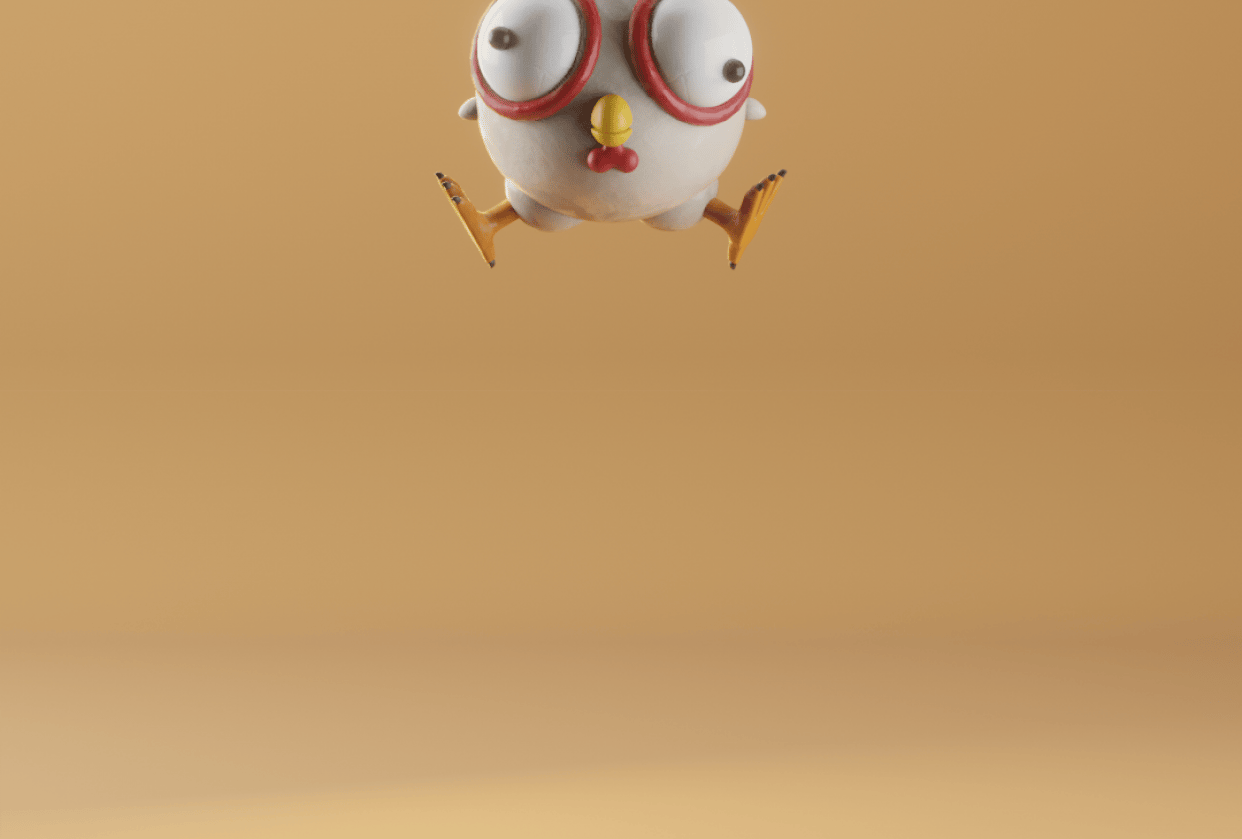 Chicken Bounce - student project