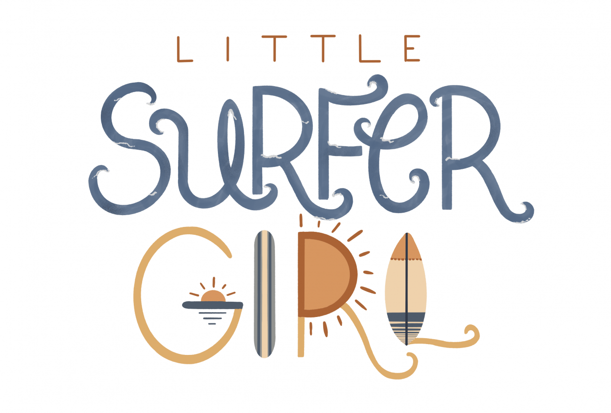 Illustrated Lettering - student project