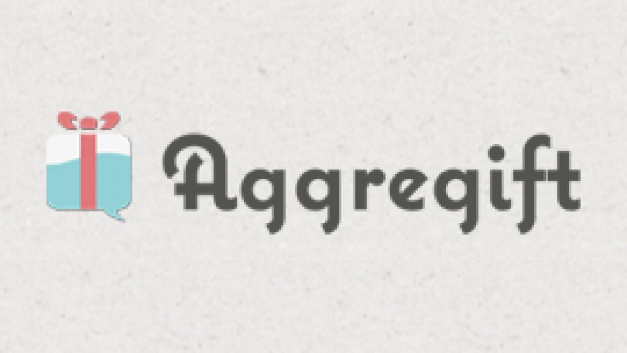Aggregift - student project