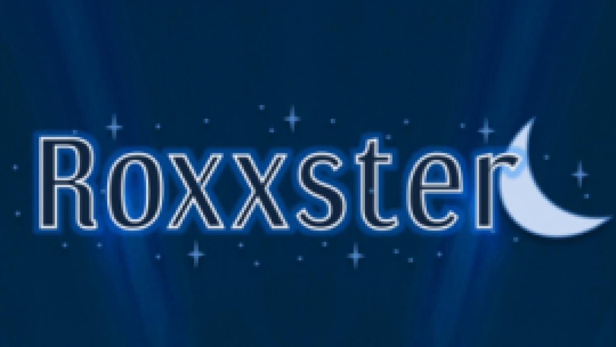 Roxxster - student project