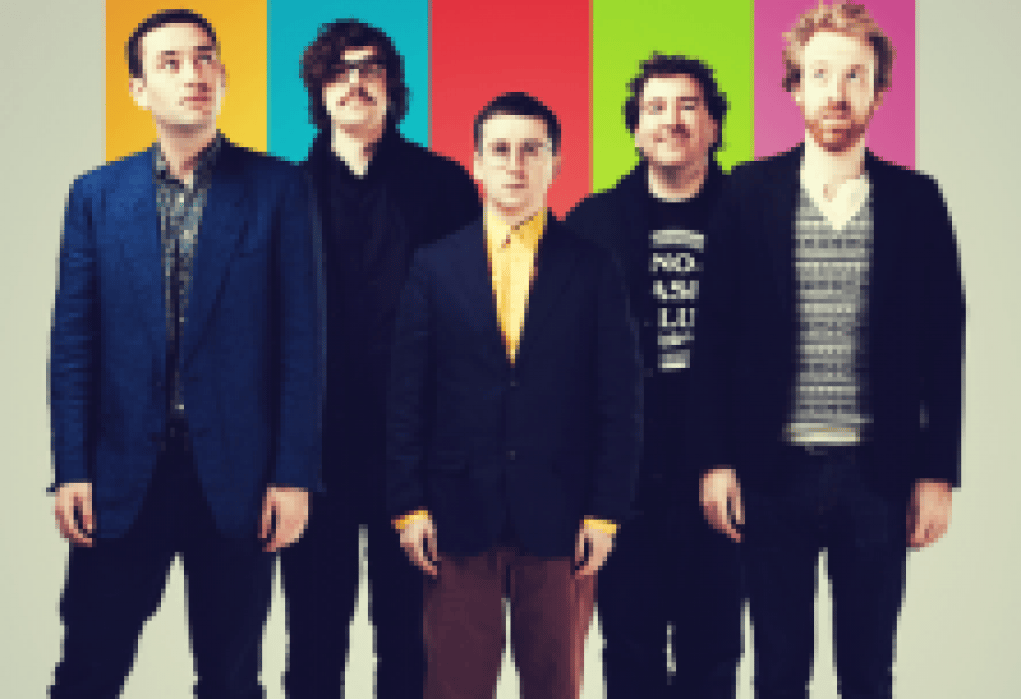 Hot Chip @9:30 Club 4/10 - student project