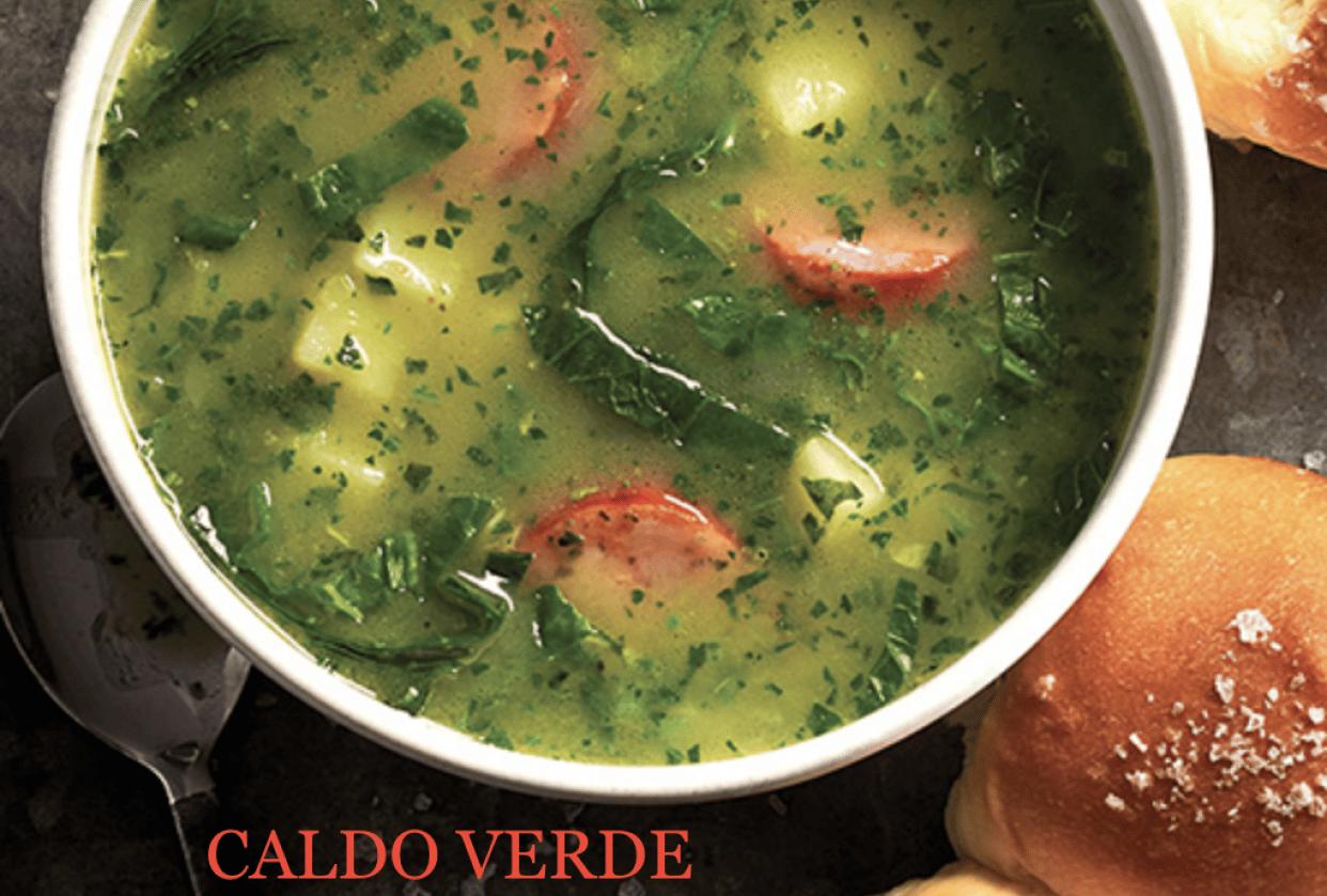 Portuguese Cooking Master Class: Caldo Verde Soup - student project