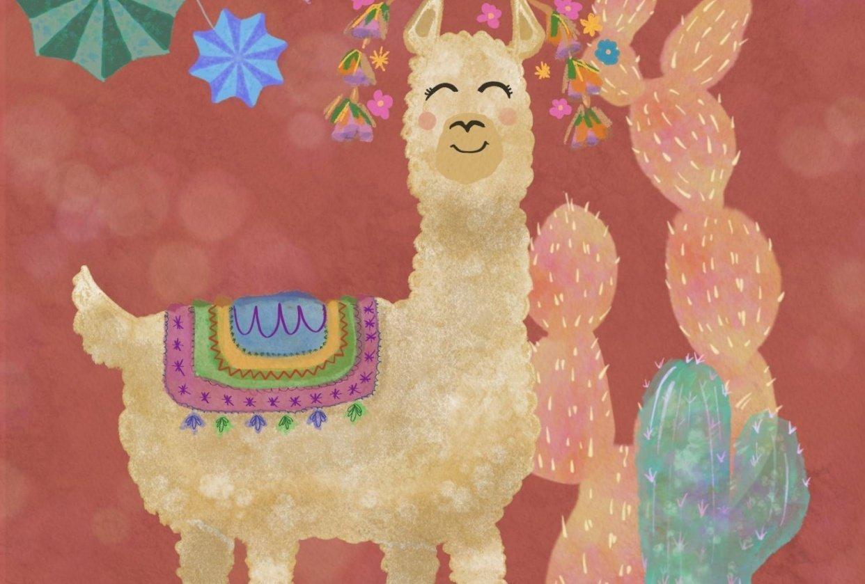 Llama - student project