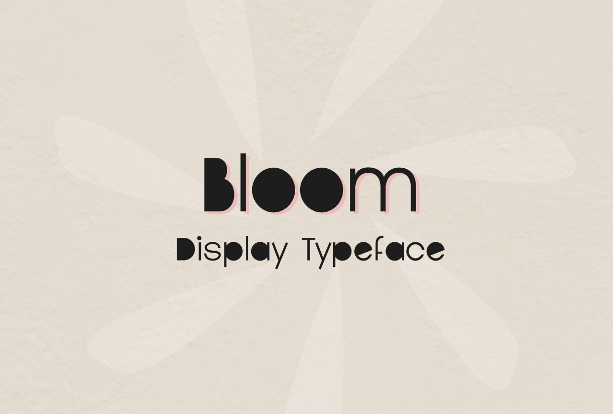 Bloom - student project
