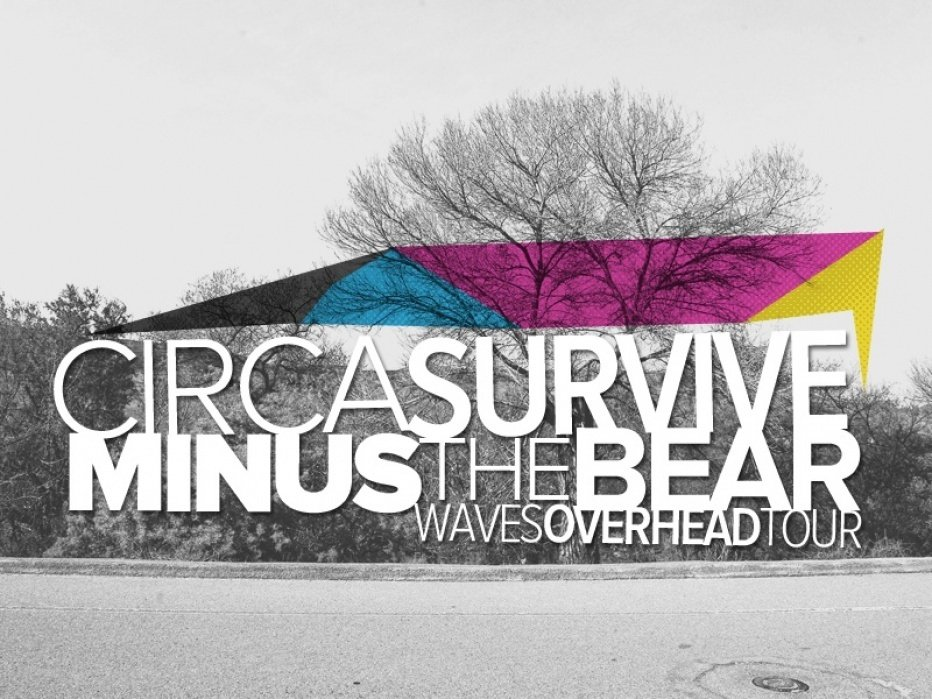 Circa Survive & Minus The Bear - Waves Overhead Tour - student project