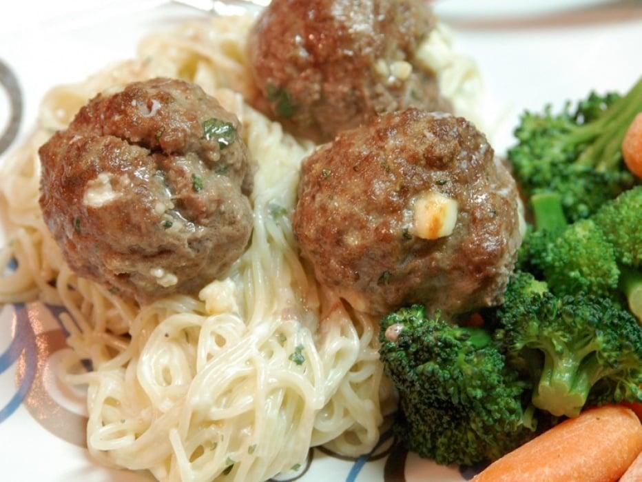 Feta Meatballs! - student project