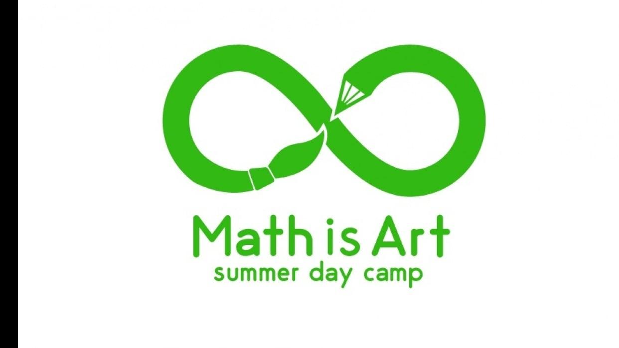 Math & Art Camp website - student project