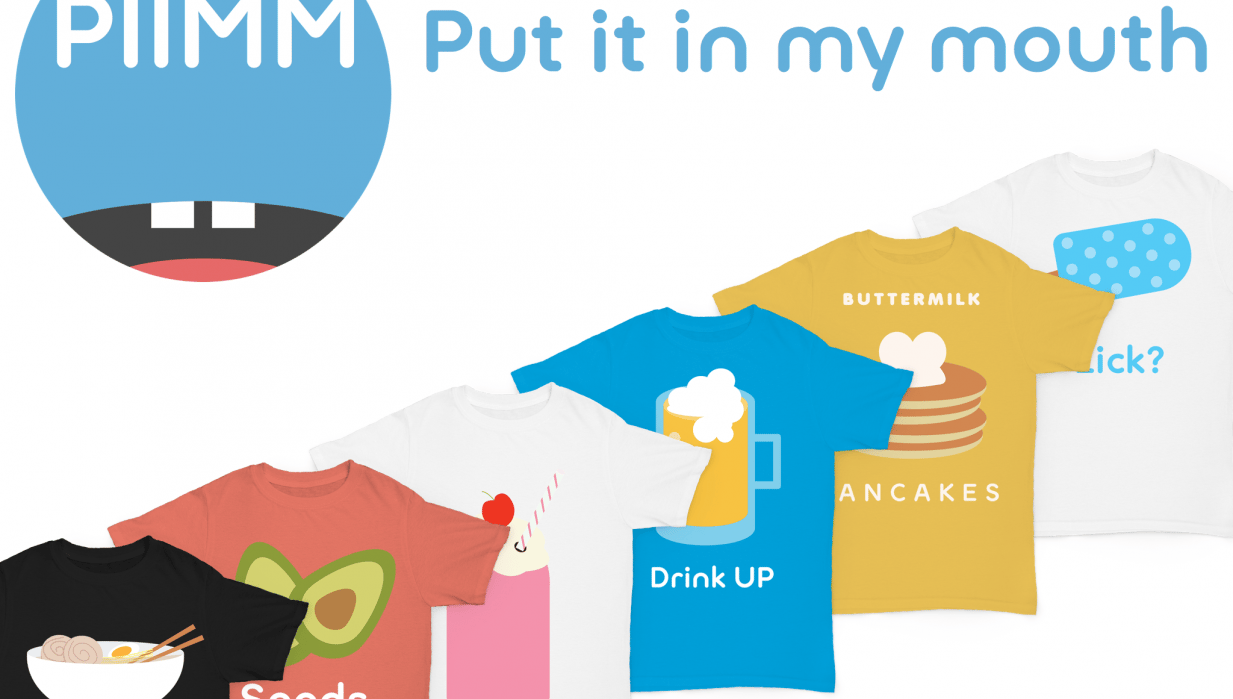 PIIMM Store - Put it in my mouth - student project