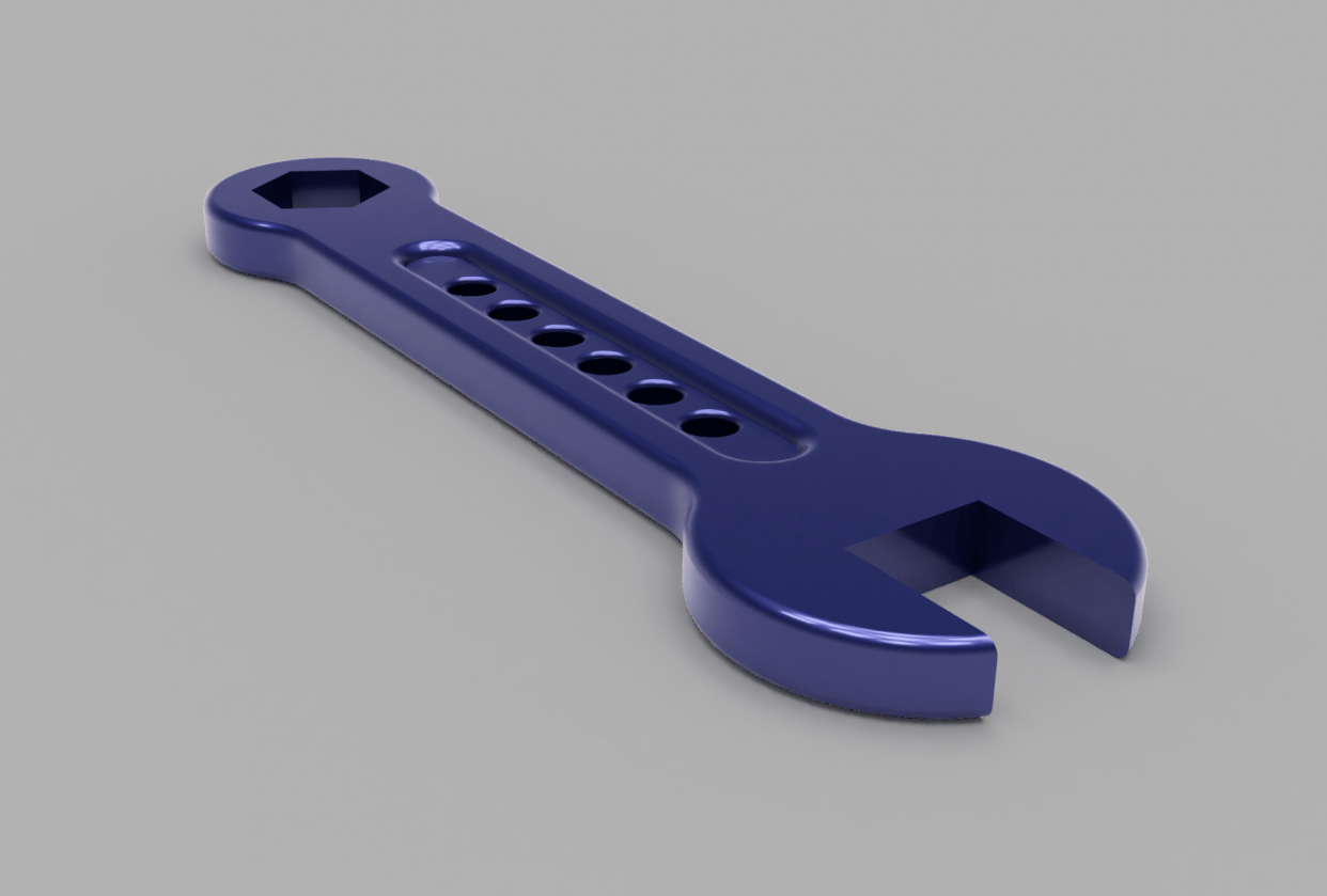 Wrench - student project