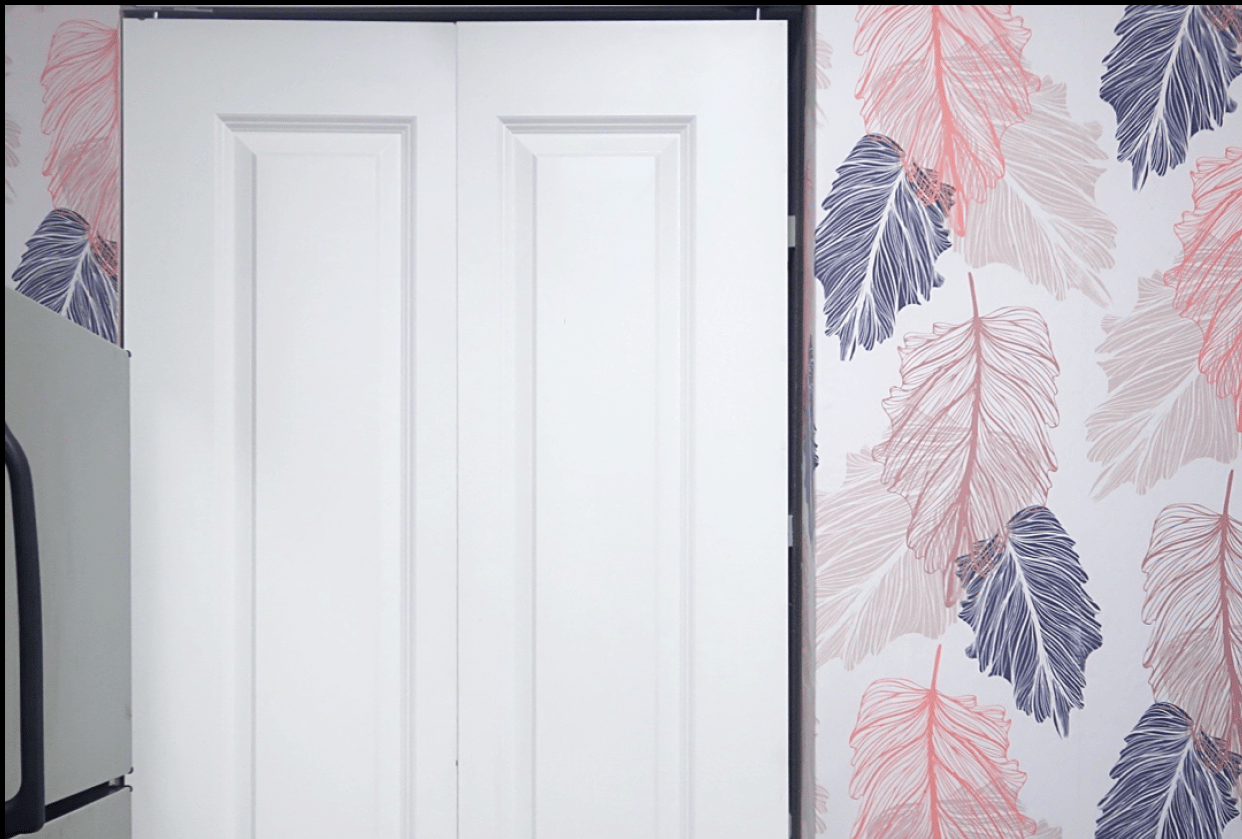 Removable Wallpaper: Kitchen - student project