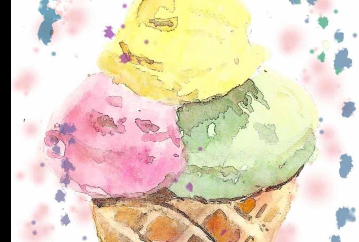 icecream cone - student project
