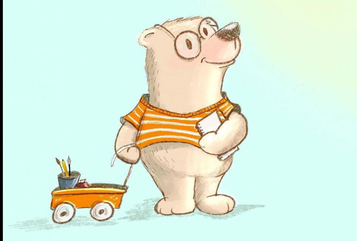 Smartie Bear - student project