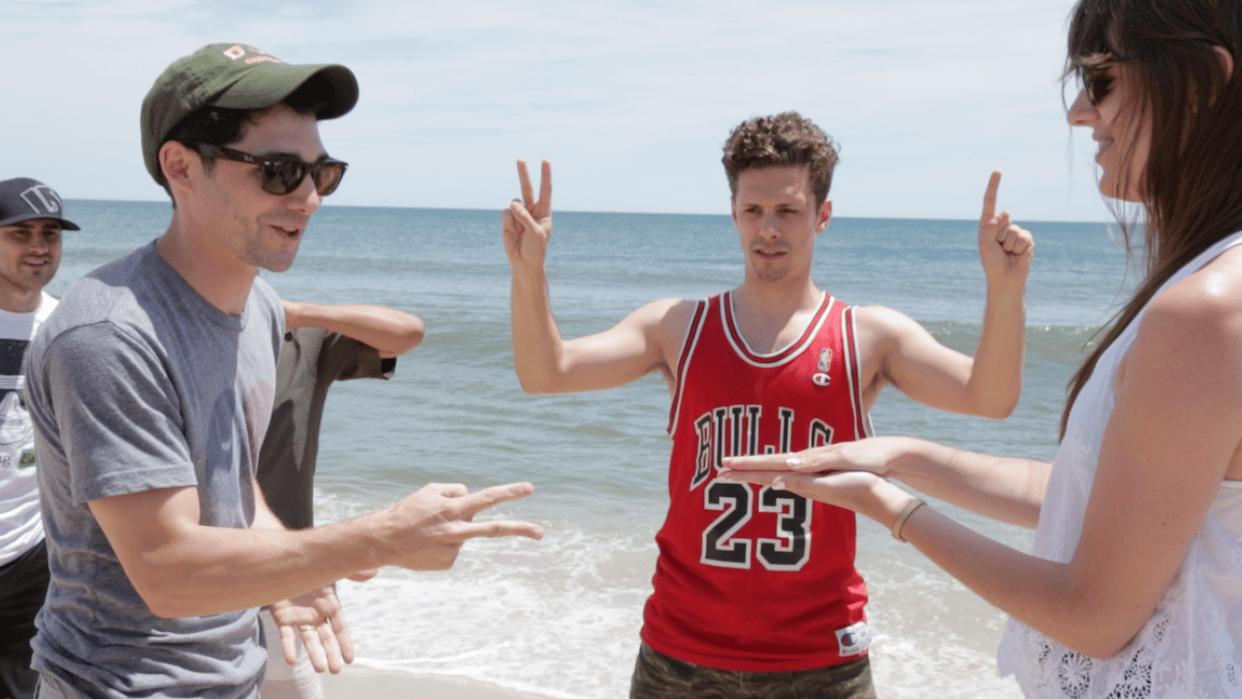 Skillshare Beach Week - student project