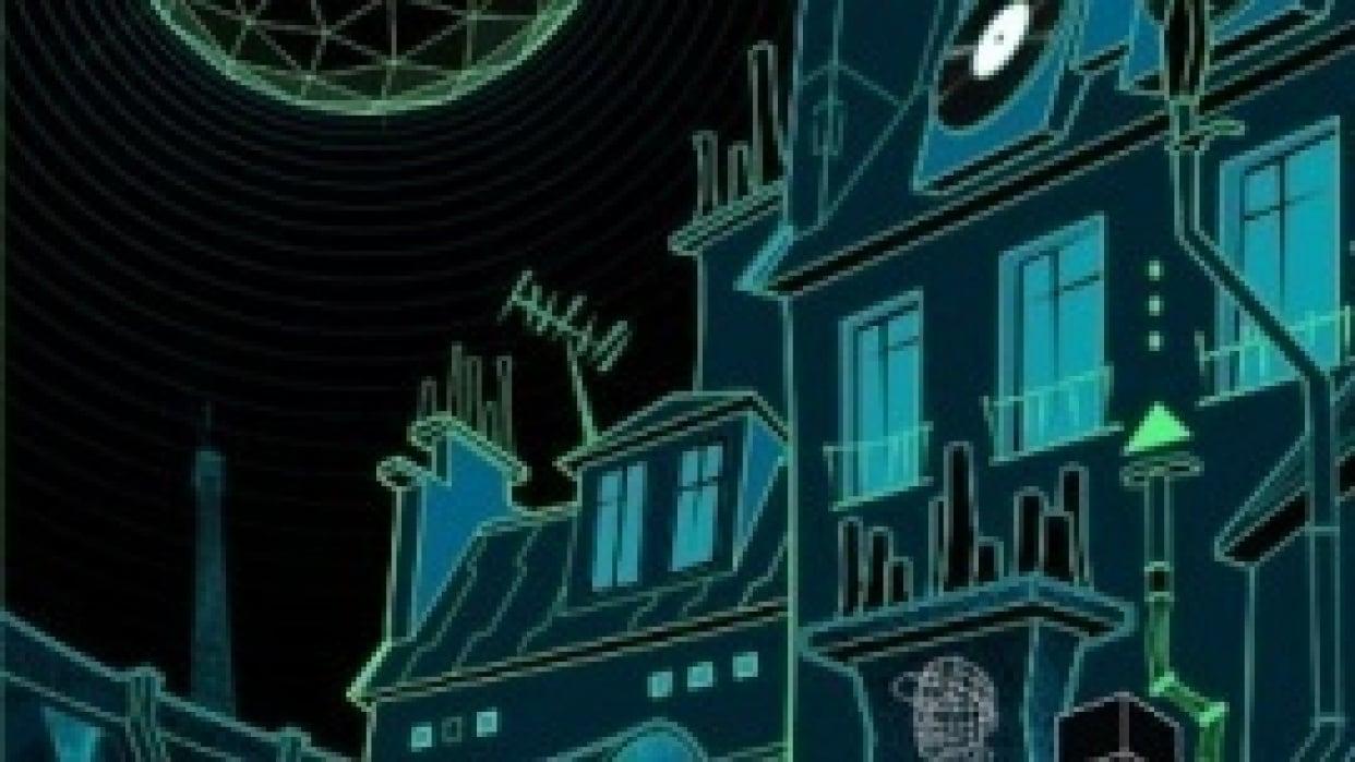 DJ Shadow, March 1st, Social club - Paris, France - student project
