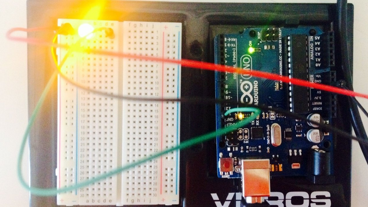 Arduino Uno - student project