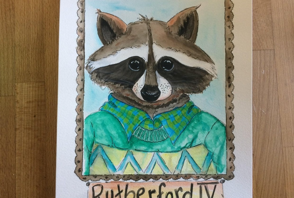 Rutherford the Fourth - student project
