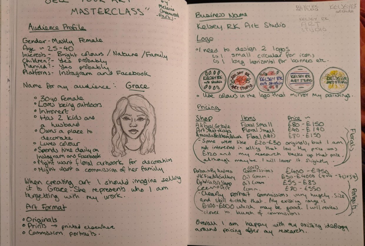 Part 1 Journal - student project