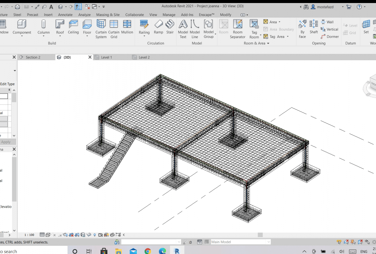 Structural mini-project - student project