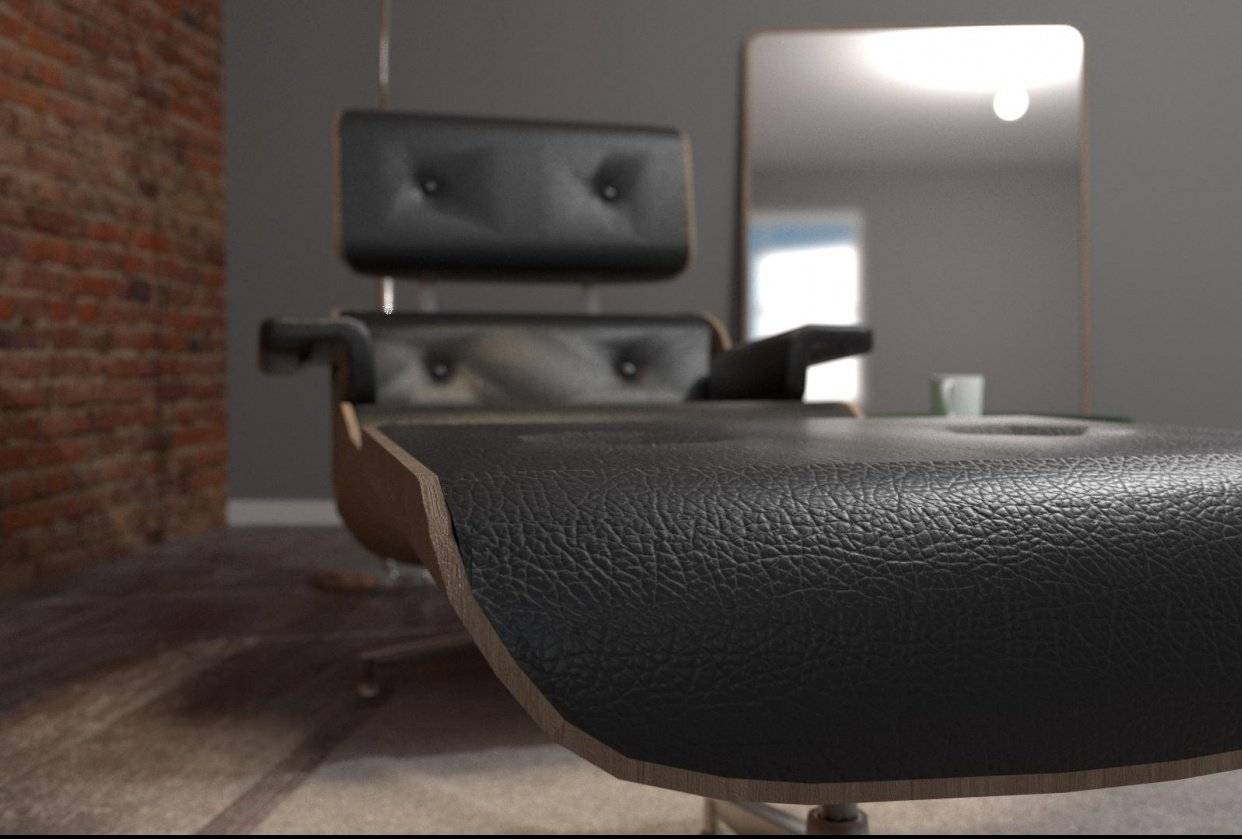 render 1 - student project
