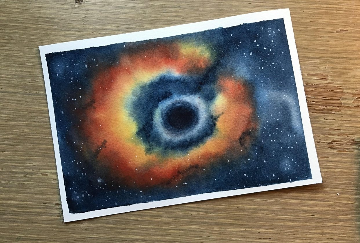 Nebula - student project